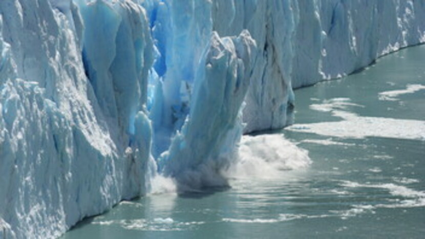 Iceberg, Glacier, Arctic, Water, Thawing